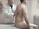 Naughty Gay Guy Gets Checked In Medical Room