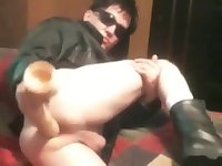 Naughty Amateur Twink Toying His Butt