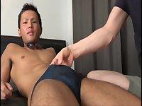 Asian sports man sex diary