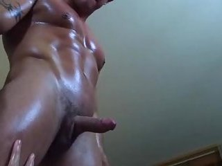 Cock swallowing of hot bodies