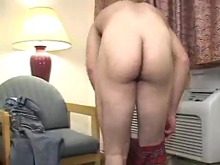 Luscious Guy Beating Off Alone