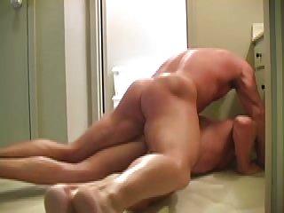 Sexy hunk gay erotic movie