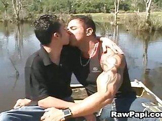 Ass Rimming Gay Latin Bareback