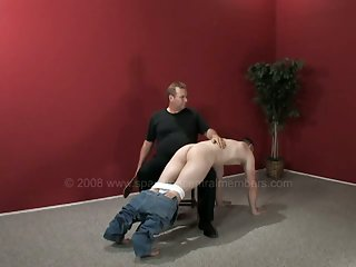 Spanking Central - Rex - Over the Knee