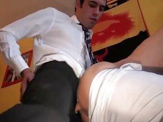 Horny ass fucking & jizzing