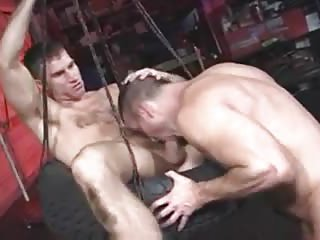 Randy Guy Stuffing His Friends Ass