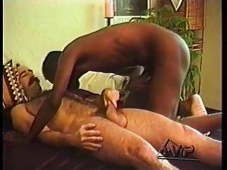 Black Guy & White Mature