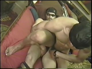Horny Gay Guys Ass Stuffing