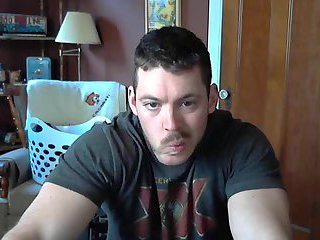 Naughty Guy Webcam Wanking
