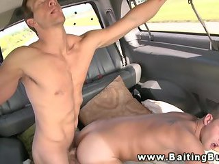 Gaybait doggystyle fucking tight ass