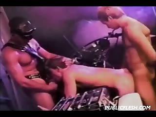 Nasty Gay Trio Hot Sex