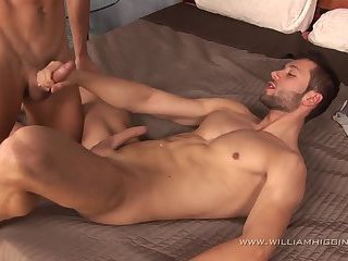 Felix and Milan Ass Pounding