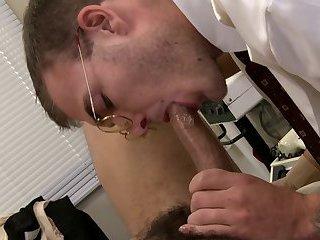 Cock Study - Christian Wilde, Vince Cooper